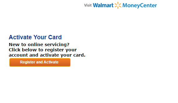 How to Activate Walmart Credit Card / Register Walmart MasterCard