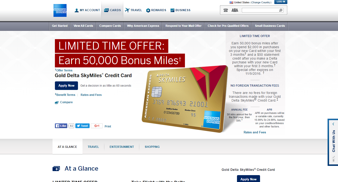 American Express Com Delta >> Gold Delta Skymiles Credit Card Application Creditcardmenu Com