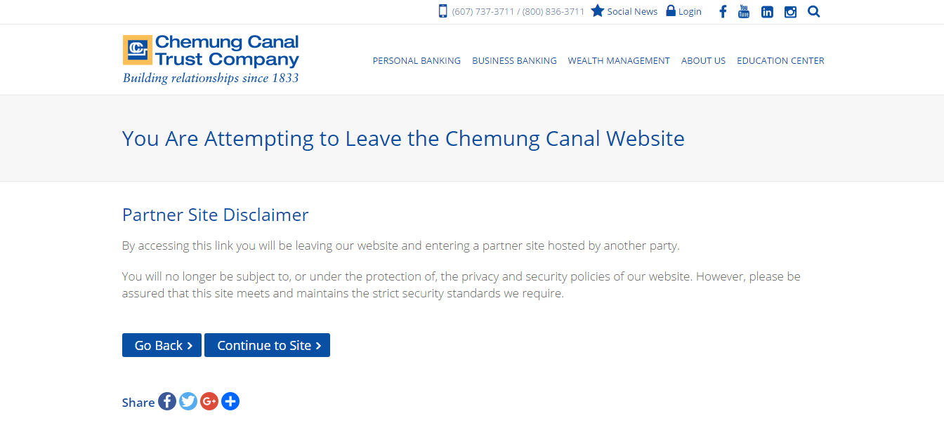 How to Get Access to Chemung Canal Trust Credit Card Online