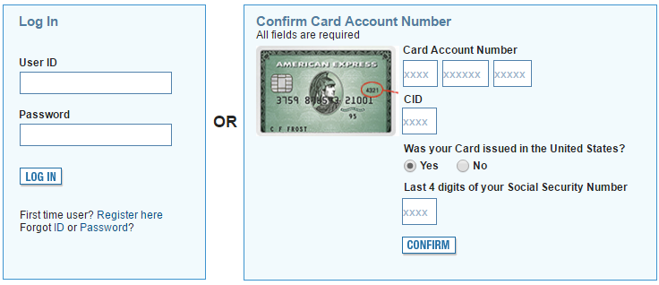 How to Login to Hilton HHonors Amex Credit Card Account