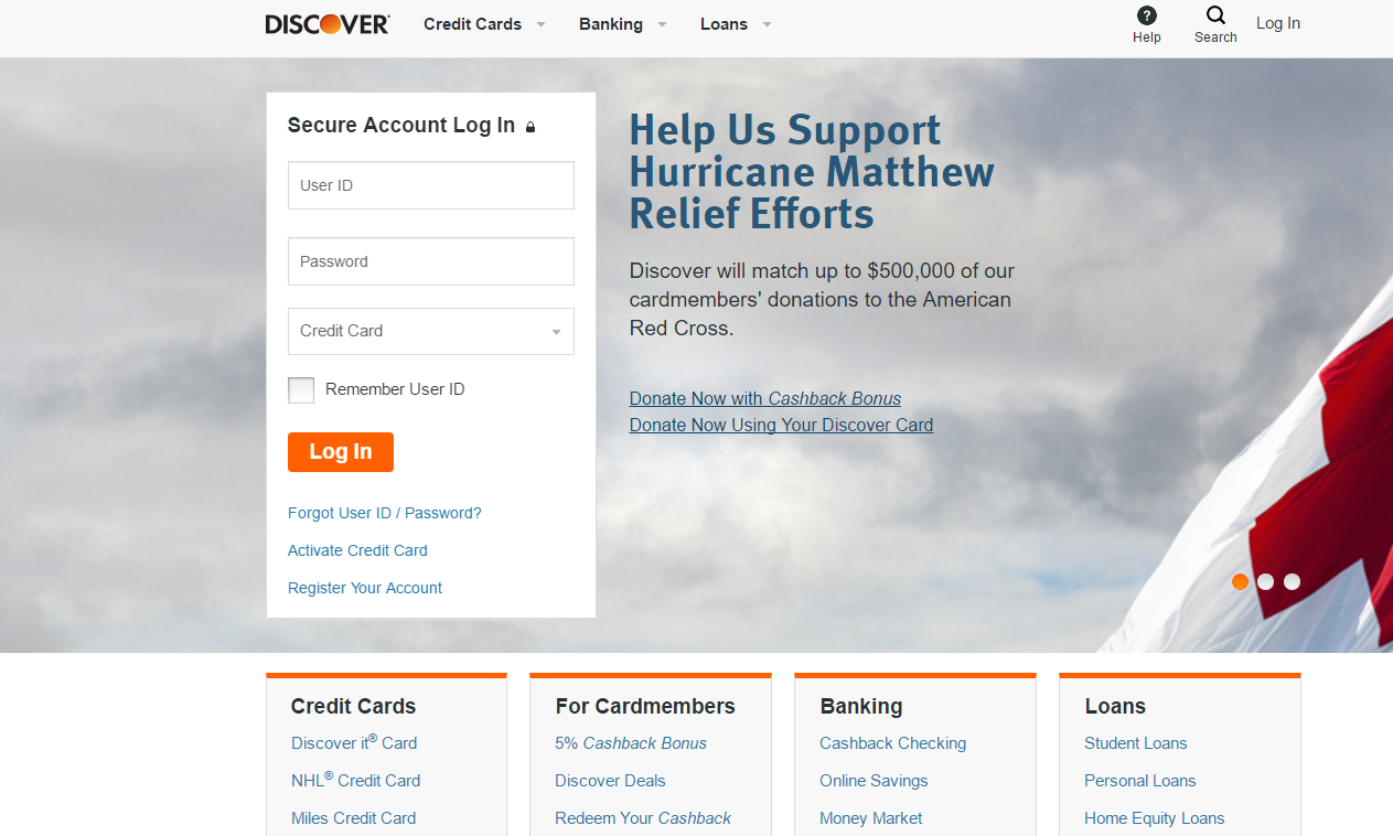 How to Pay for Discover it Miles Credit Card Online
