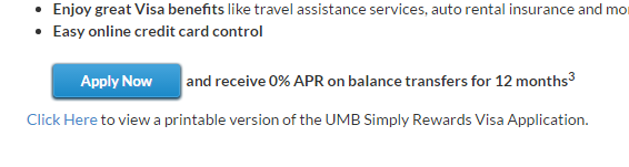 Step1: Reach the UMB Bank Website