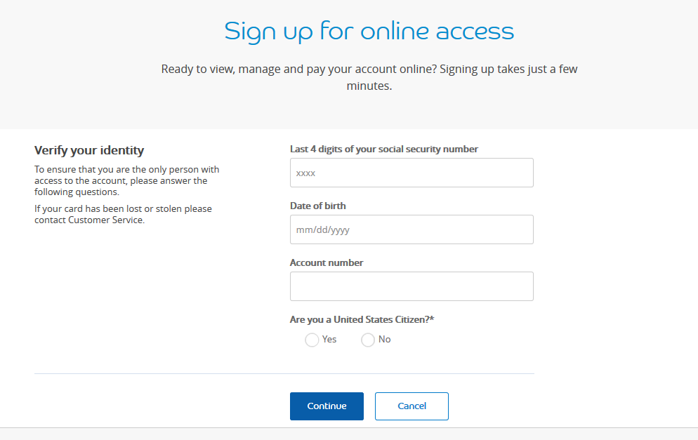 How to Log in to Barclaycard Visa with Apple Rewards Card Account
