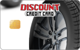The Discount Tire credit card
