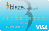 Blaze Visa® Credit Card