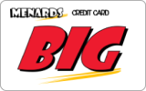 Menards® BIG CARD®