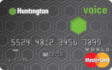 Huntington Voice Triple Rewards Card