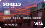 Scheels® Rewards Platinum Edition® Visa® Card